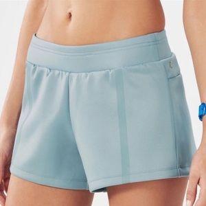 Fabletics Kendall shorts blue new medium